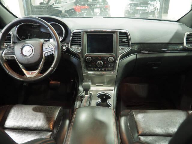2018 Jeep Grand Cherokee 4x4 Trailhawk 4dr SUV - Montclair NJ