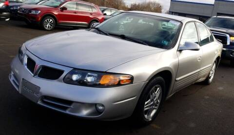 2005 Pontiac Bonneville for sale at Angelo's Auto Sales in Lowellville OH