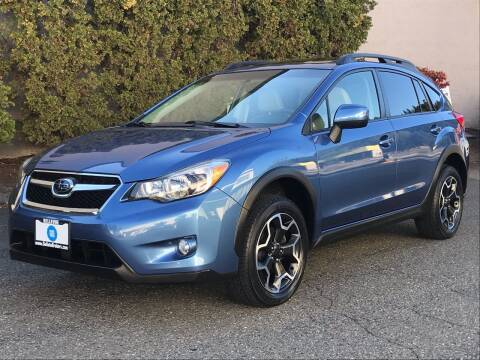 2014 Subaru XV Crosstrek for sale at GO AUTO BROKERS in Bellevue WA