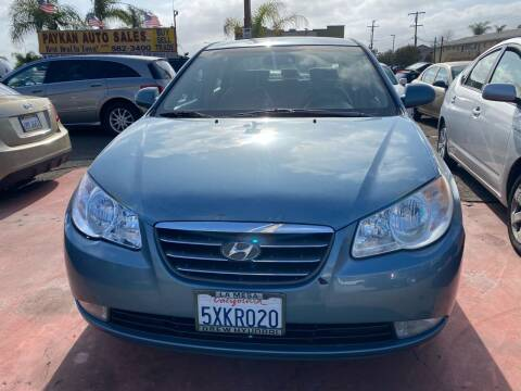 2007 Hyundai Elantra for sale at Paykan Auto Sales Inc in San Diego CA
