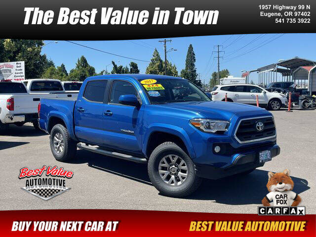 2017 Toyota Tacoma for sale in Eugene, OR