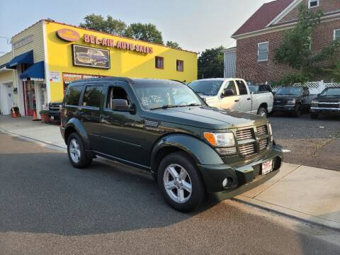 2010 Dodge Nitro for sale at Bel Air Auto Sales in Milford CT