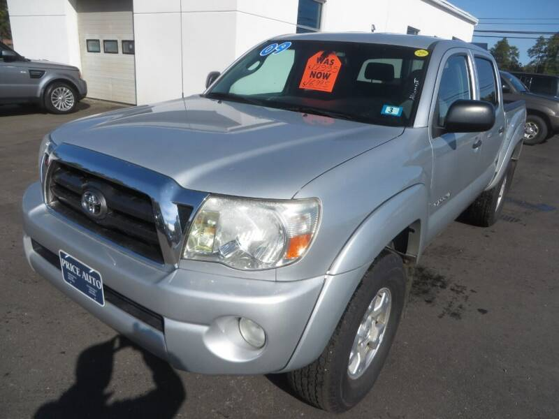 2009 Toyota Tacoma 4x4 V6 4dr Double Cab 5.0 ft. SB 5A - Concord NH