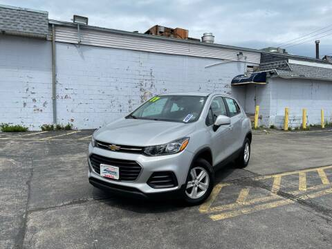 2017 Chevrolet Trax for sale at Santa Motors Inc in Rochester NY
