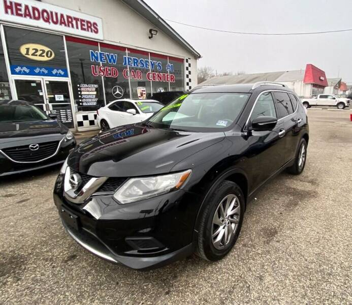 2014 Nissan Rogue for sale at Auto Headquarters in Lakewood NJ