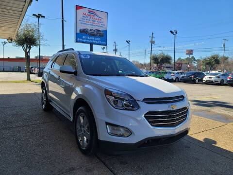 2016 Chevrolet Equinox for sale at Magic Auto Sales in Dallas TX