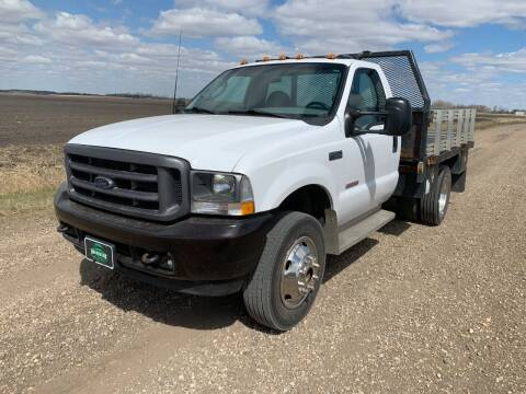 2003 Ford F-550 Super Duty for sale at HALVORSON AUTO in Cooperstown ND