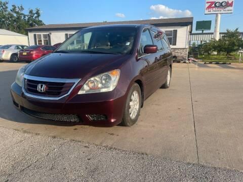 2008 Honda Odyssey for sale at Zoom Auto Sales in Oklahoma City OK