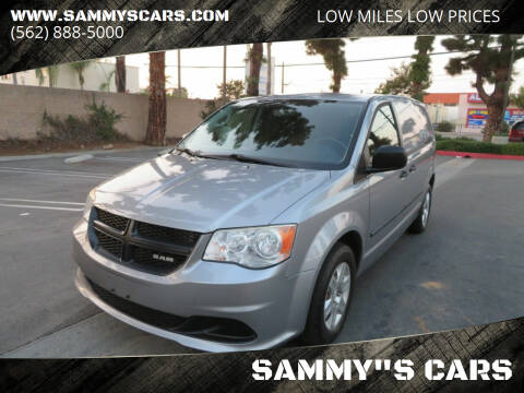 "2013 RAM C/V for sale at SAMMY""S CARS in Bellflower CA"