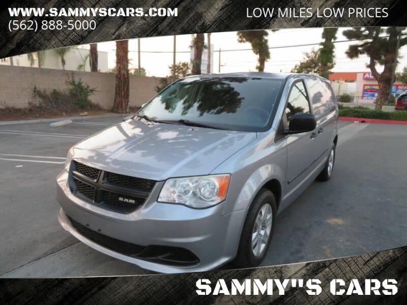 """2013 RAM C/V for sale at SAMMY""""S CARS in Bellflower CA"""