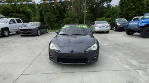 2013 Scion FR-S for sale at Cj king of car loans/JJ's Best Auto Sales in Troy MI
