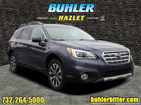 2015 Subaru Outback for sale at Buhler and Bitter Chrysler Jeep in Hazlet NJ
