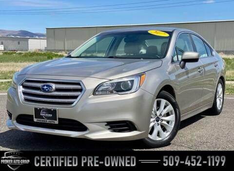 2017 Subaru Legacy for sale at Premier Auto Group in Union Gap WA