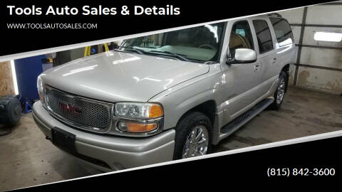 2005 GMC Yukon XL for sale at Tools Auto Sales & Details in Pontiac IL