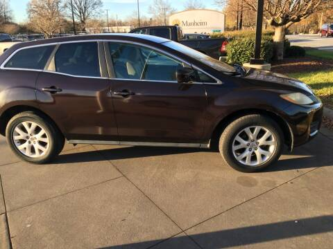2007 Mazda CX-7 for sale at Mocks Auto in Kernersville NC