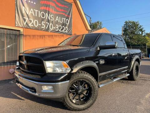 2012 RAM Ram Pickup 1500 for sale at Nations Auto Inc. II in Denver CO