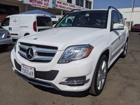 2014 Mercedes-Benz GLK for sale at Convoy Motors LLC in National City CA