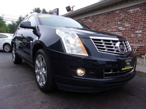 2015 Cadillac SRX for sale at Certified Motorcars LLC in Franklin NH