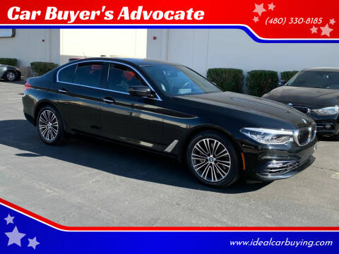 2017 BMW 5 Series for sale at Car Buyer's Advocate in Phoenix AZ