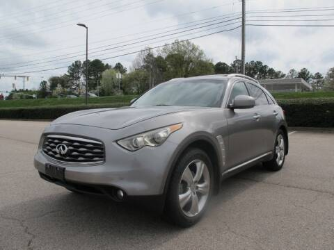 2009 Infiniti FX35 for sale at Best Import Auto Sales Inc. in Raleigh NC