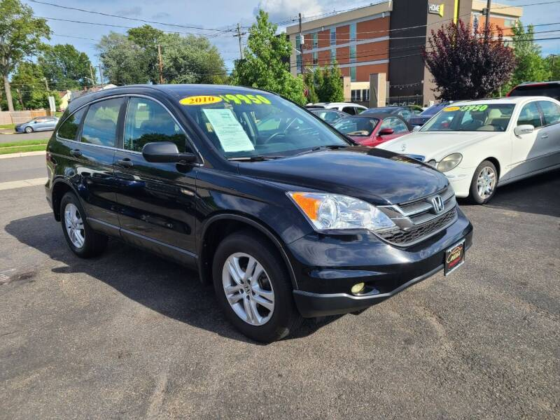 2010 Honda CR-V for sale at Costas Auto Gallery in Rahway NJ