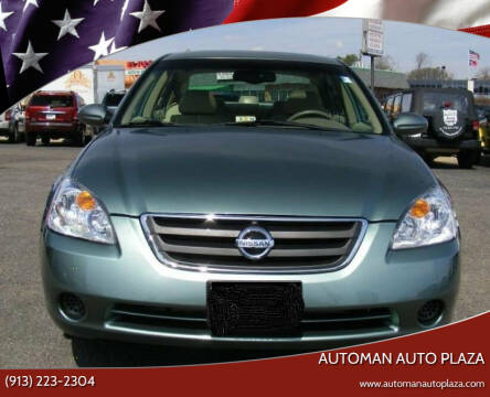 2003 Nissan Altima for sale at Automan Auto Plaza in Kansas City MO