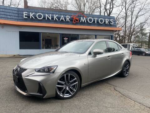 2017 Lexus IS 300 for sale at Ekonkar Motors in Scotch Plains NJ