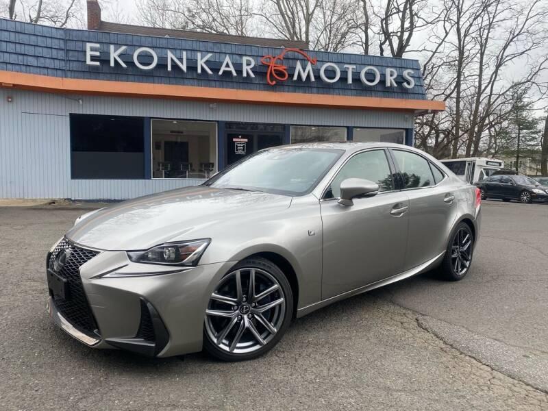 2017 Lexus IS 300 for sale at Ekonkar Motors in Scotch Plains NJ