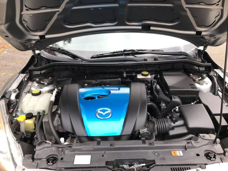 2012 Mazda MAZDA3 i Touring 4dr Sedan 6A - Westampton NJ