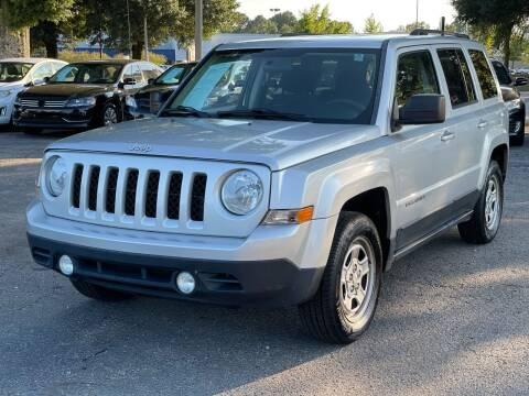 2013 Jeep Patriot for sale at Atlantic Auto Sales in Garner NC
