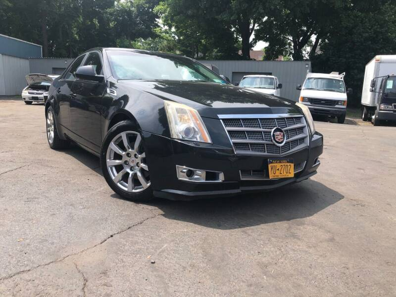 2009 Cadillac CTS for sale at Affordable Cars in Kingston NY