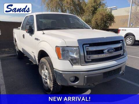 2014 Ford F-150 for sale at Sands Chevrolet in Surprise AZ