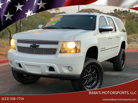 2014 Chevrolet Suburban for sale at Baba's Motorsports, LLC in Phoenix AZ