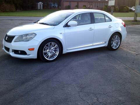 2011 Suzuki Kizashi for sale at On The Road Again Auto Sales in Lake Ariel PA