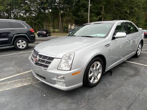 2011 Cadillac STS for sale at Glory Motors in Rock Hill SC