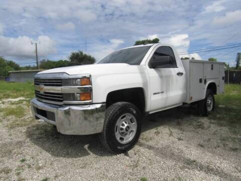 2015 Chevrolet Silverado 2500HD for sale at Truck and Van Outlet - Hollywood Inventory in Hollywood FL