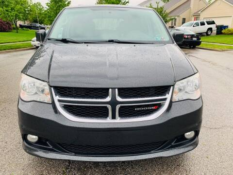 2012 Dodge Grand Caravan for sale at Via Roma Auto Sales in Columbus OH