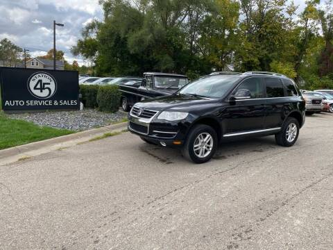 2008 Volkswagen Touareg 2 for sale at Station 45 Auto Sales Inc in Allendale MI