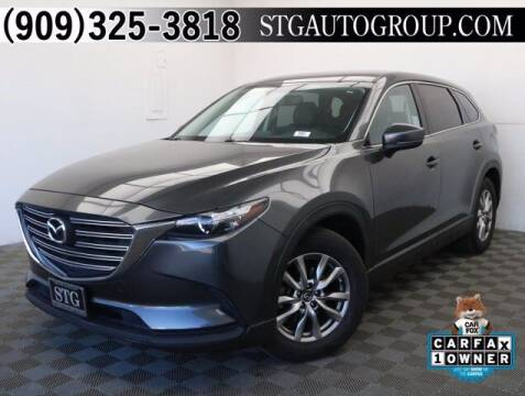 2016 Mazda CX-9 for sale at STG Auto Group in Montclair CA