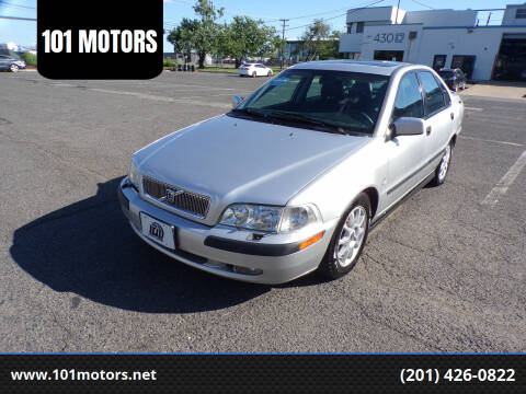 2002 Volvo S40 for sale at 101 MOTORS in Hasbrouck Height NJ
