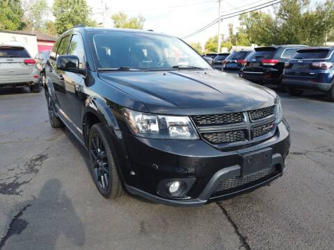 2018 Dodge Journey for sale at RS Motors in Falconer NY