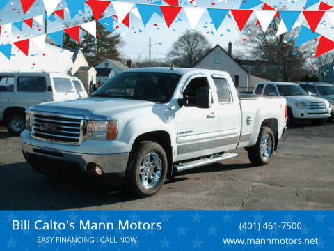 2009 GMC Sierra 1500 for sale at Bill Caito's Mann Motors in Warwick RI