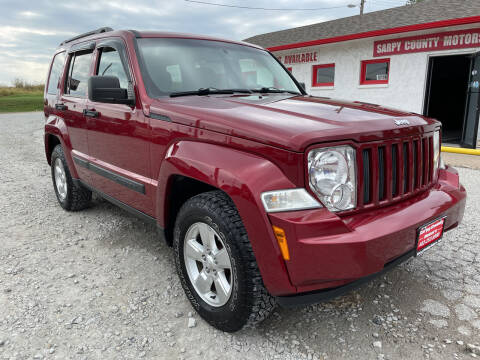 2012 Jeep Liberty for sale at Sarpy County Motors in Springfield NE