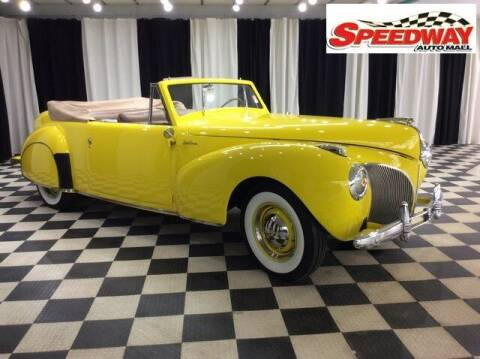 1941 Lincoln n/a for sale at SPEEDWAY AUTO MALL INC in Machesney Park IL