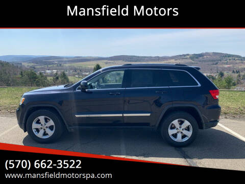 2011 Jeep Grand Cherokee for sale at Mansfield Motors in Mansfield PA