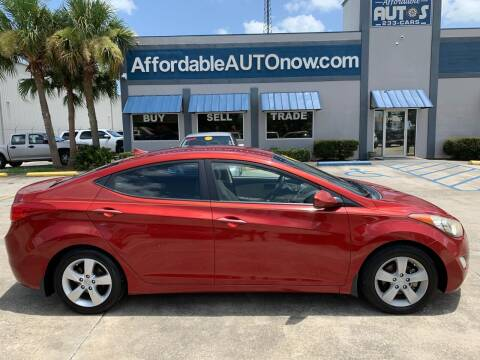 2013 Hyundai Elantra for sale at Affordable Autos in Houma LA