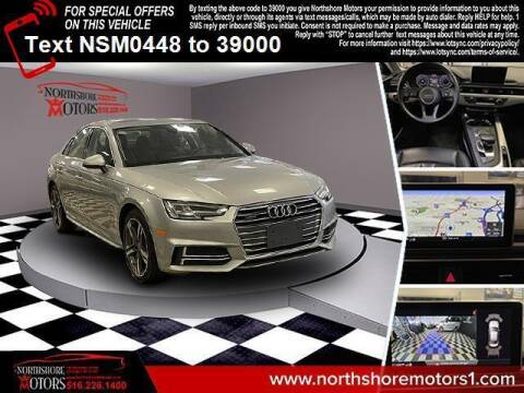 2018 Audi A4 for sale at Sunrise Auto Outlet in Amityville NY