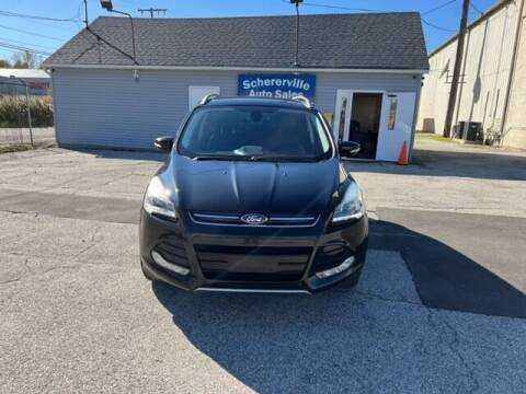 2014 Ford Escape for sale at SCHERERVILLE AUTO SALES in Schererville IN