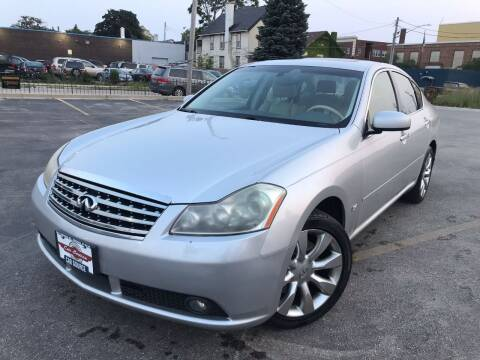 2006 Infiniti M35 for sale at Your Car Source in Kenosha WI