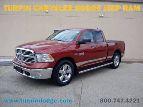 2013 RAM Ram Pickup 1500 for sale at Turpin Dodge Chrysler Jeep Ram in Dubuque IA